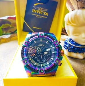 Invicta Bolt Quartz